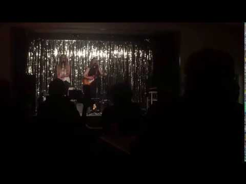 Kelsey Brookes and Isabelle Depper singing all I want by Kodaline
