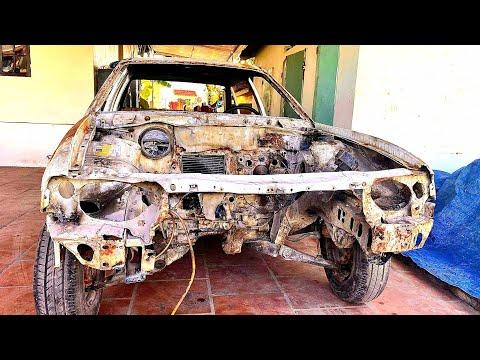 Restoring old rusty