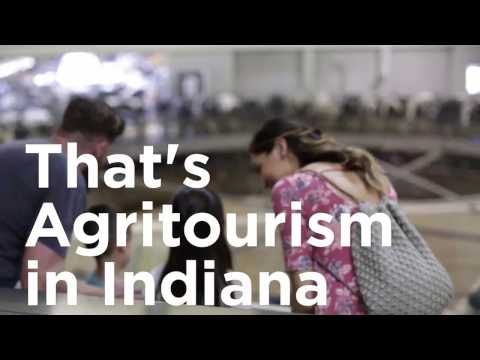 Culinary & Agritourism in Indiana