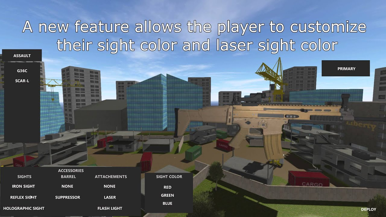 [Unity3d] Ultimate Takedown - Multiplayer FPS Update #12 Photon Networking