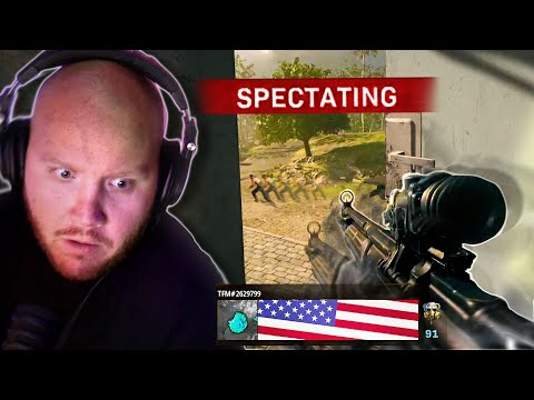 SPECTATING WARZONE SOLOS BUT IT'S IN SLOW MOTION