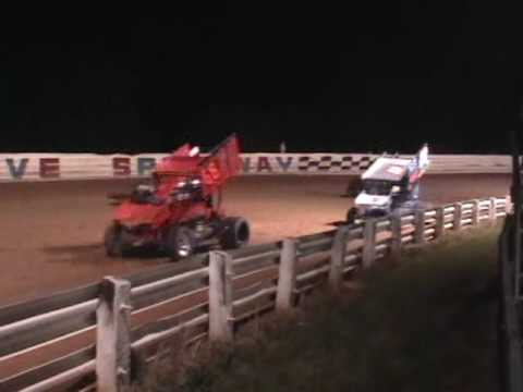 Selinsgrove Speedway URC/358 Challenge Race Highlights 5-15-10