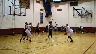 2018 Vancouver Spring League - Pigeon Park vs Agaveros - Roundball BC Mens Basketball League