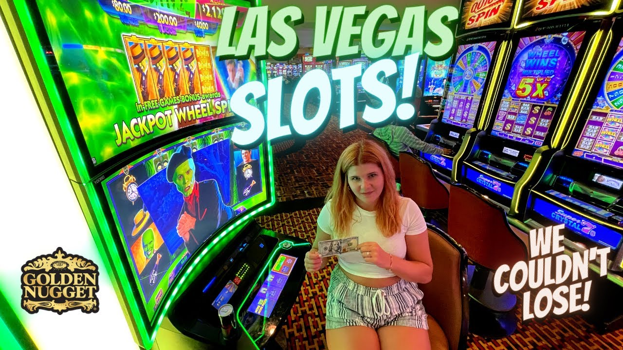 I Put $100 in a Slot at the GOLDEN NUGGET Hotel - Here's What Happened! 🤩 Las Vegas 2021