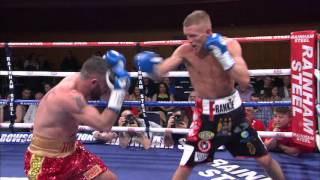 Stephen Ormond Disqualified Against Terry Flanagan