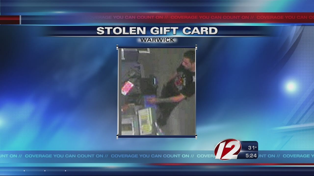 walmart stolen gift card - YouTube