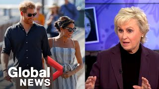 "Prince Harry and Meghan Markle stepping back from Royal family was ""inevitable"": Tina Brown"