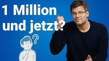 Eine Million im Lotto gewonnen – was nun? - AnyoneCan