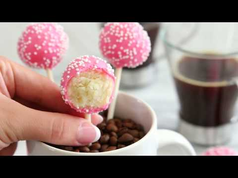 Starbucks Birthday Cake Pop Copycat Recipe
