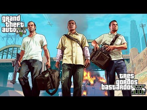 Reseña Grand Theft Auto V | 3 Gordos Bastardos