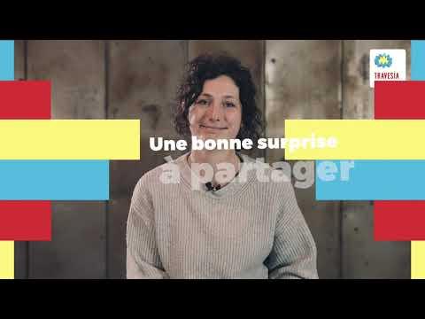 [HACKATHON] ITW - Laure Serié, artiste de la Compagnie La Main S'Affaire