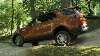 Land Rover Discovery - Live Test Drive