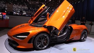 2018 McLaren 720S - Exterior and Interior Walkaround - Debut at 2017 Geneva Motor Show