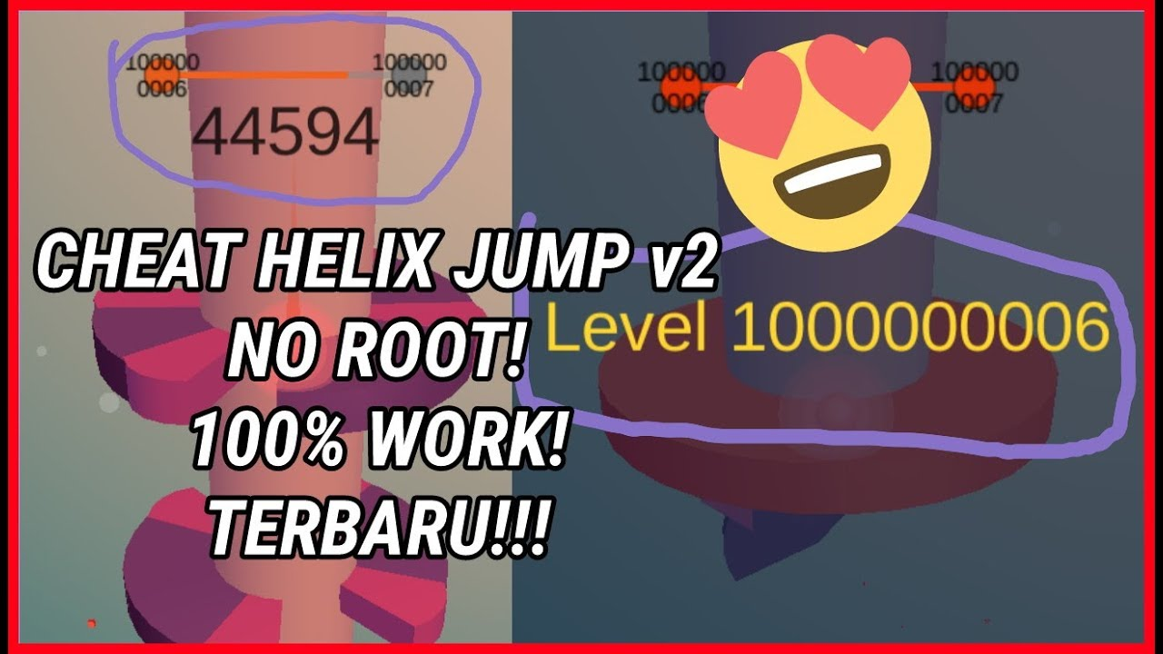 helix jump voodoo apk