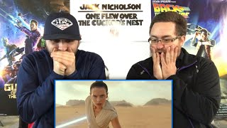 STAR WARS: THE RISE OF SKYWALKER Teaser Trailer Reaction!