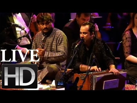 Afreen Afreen | Live Performance | Ustad...