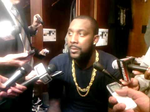 Andray Blatche Talks Defeating Washington Wizards and Playing with Nets Reserves