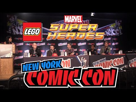 LEGO DC Super Heroes Justice League: Cosmic Clash NYCC 2015