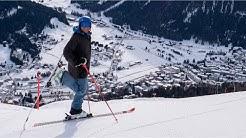 Davos Klosters: Skifahren auf 300 Pistenkilometern