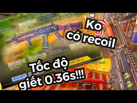 Call of duty mobile | AK117 cho TÂN BINH (người mới) | build súng #3