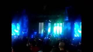 La Beriso en el Estadio Malvinas Argentinas - 16 de mayo de 2015