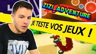 JE TESTE 9 JEUX D'ABONNÉS !