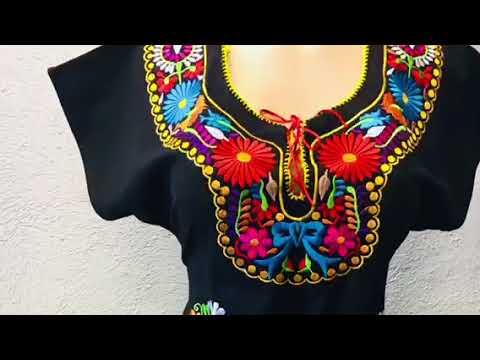 Vestidos Típicos De Oaxaca