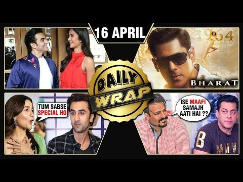 Ranbir Special For Alia Salman&39;s Bharat Young Look India&39;s Most Wated Teaser  Top 10 News