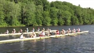 Men's US Rowing Team