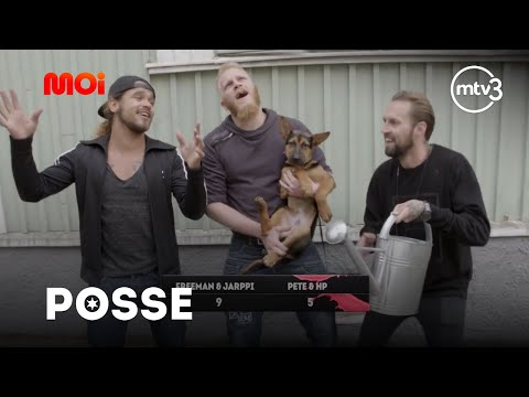 BIISIRALLI - PETE vs FREEMAN | POSSE4 | MTV3