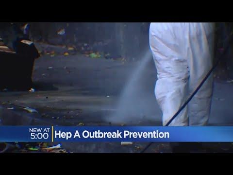 Sacramento County Takes Precautions Amid Hepatitis A Health Scare