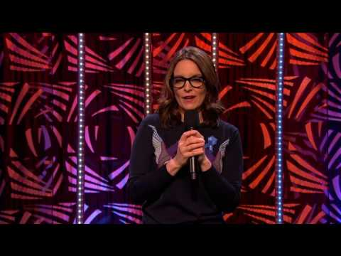 Watch Tina Fey Stand Up For Women's Rights