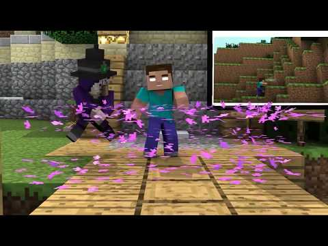 Школа монстров  !   Minecraft Анимация RUS