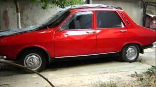 Renault 12 & Dacia 1300 Old Cars