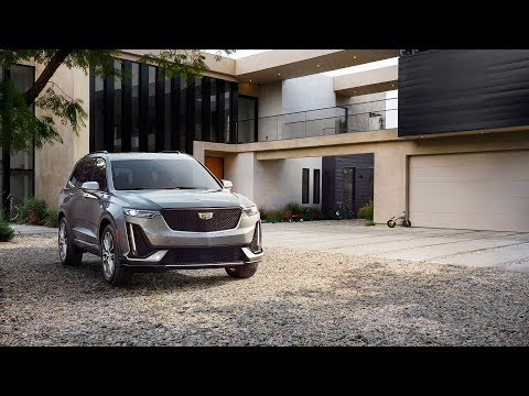 2020 Cadillac XT6 Three Row CUV Debuts With V6 Power, No Super Cruise