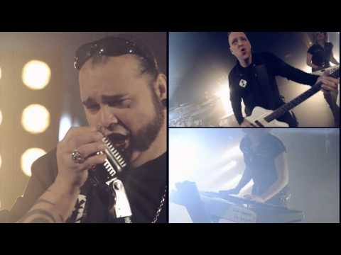 CREMATORY  - Misunderstood (Official Video)