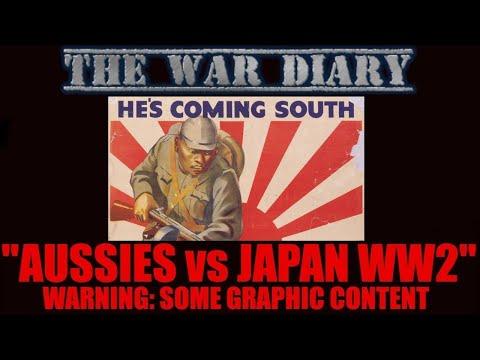 AUSSIE'S VS JAP'S