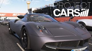 Project CARS Gameplay - 4k Gameplay with the Wheel