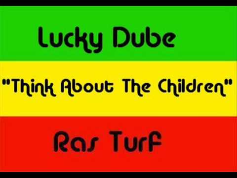 Lucky Dube - Think About The Children