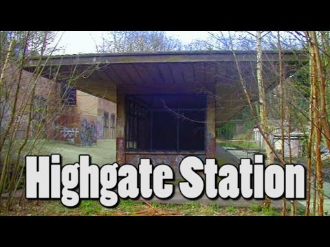 Highgate Disused Tube Station