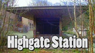 Highgate Disused Tube Station