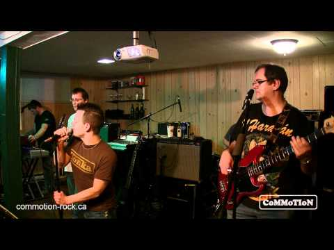 CoMMoTIoN plays CCR _-_ (Wish I Could) Hideaway (CCR Cover)