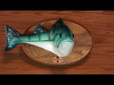 Frankie The Singing Fish - Give Me Back That Filet-O-Fish - Plus Remix