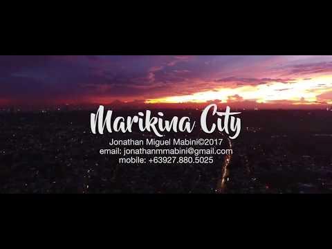 Marikina City aerial compilation 2017 0805