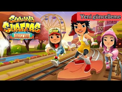 Subway surfers moscow alex in yeni outfiti(techno outfit) 1