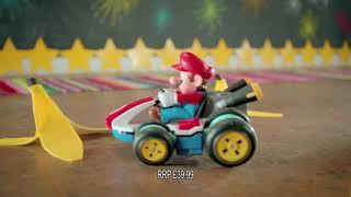 Mario Kart Mini Anti Gravity Remote Control Racer - Smyths Toys
