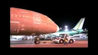 Boeing 787 assembling 8min22sec of magic