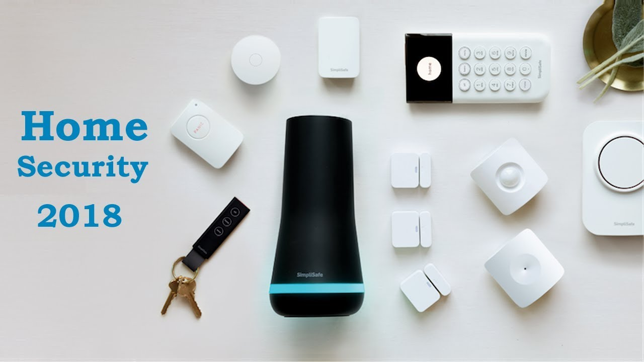 7 Best Home Security System 2018 You Must Have Youtube