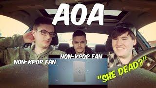 """AOA Bing Bing MV Reaction (Non Kpop Fan) """"She DEAD"""""""