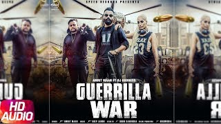 Guerrilla War | Audio Song | Amrit Maan Ft DJ Goddess | Deep Jandu | Sukh Sanghera | Speed Records